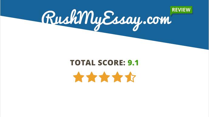 Rush my essay