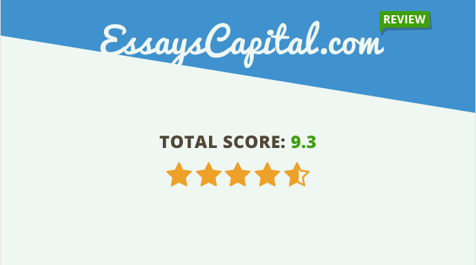 Essay capital reviews